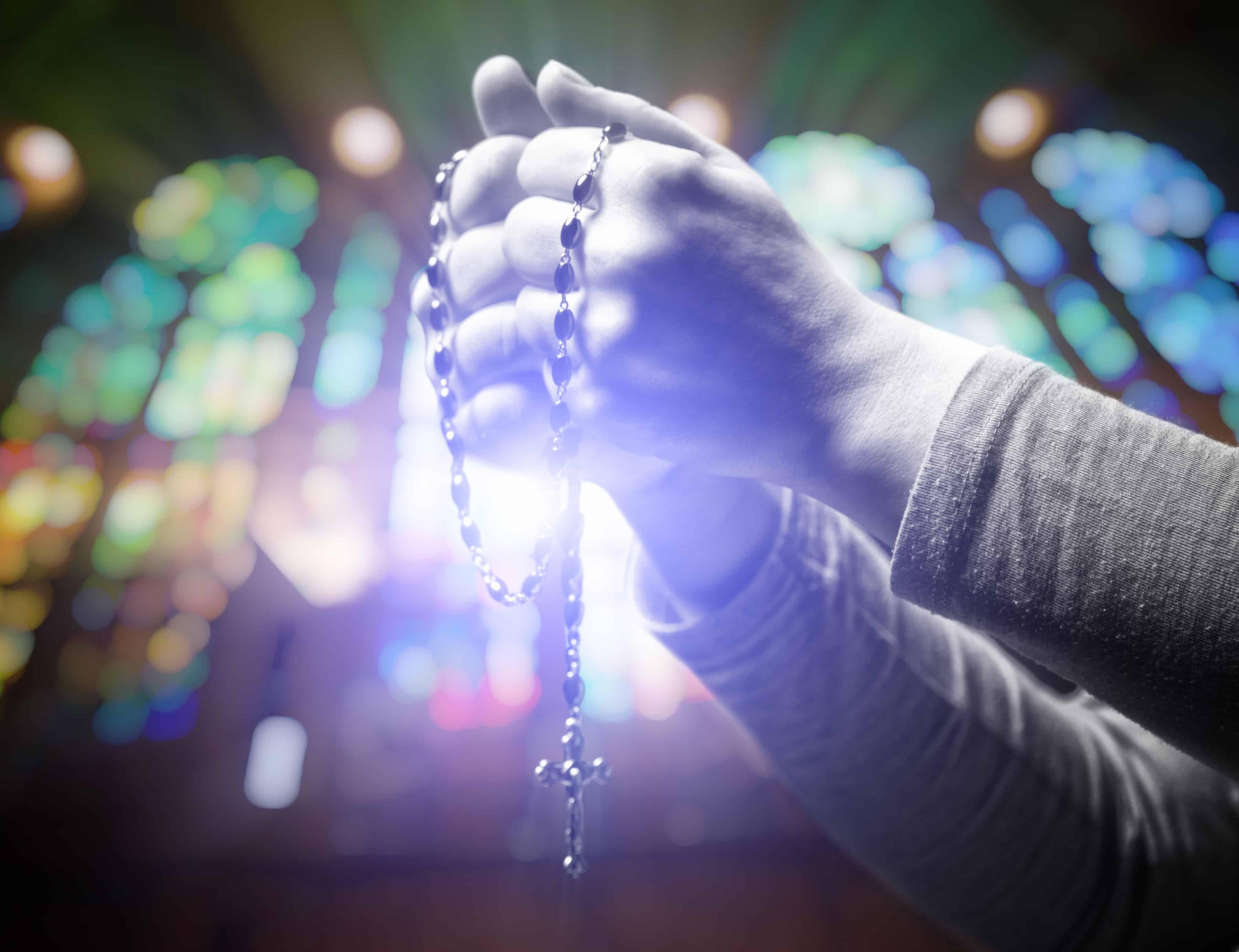 Chaplet of Divine Mercy Prayer