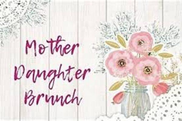 Mother Daughter Brunch