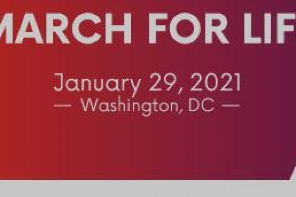 March for Life 2021 Washington DC Adult Trip