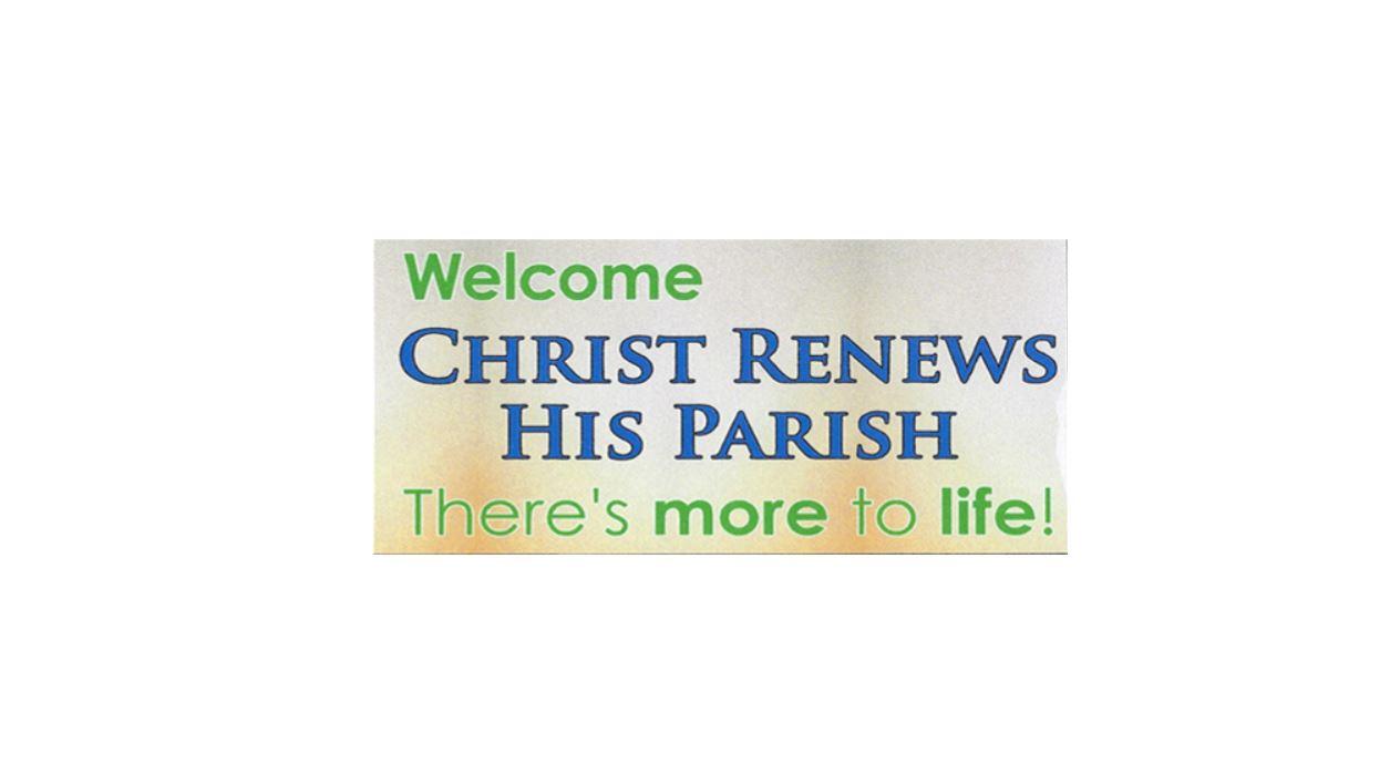 Christ Renews His Parish CRHP
