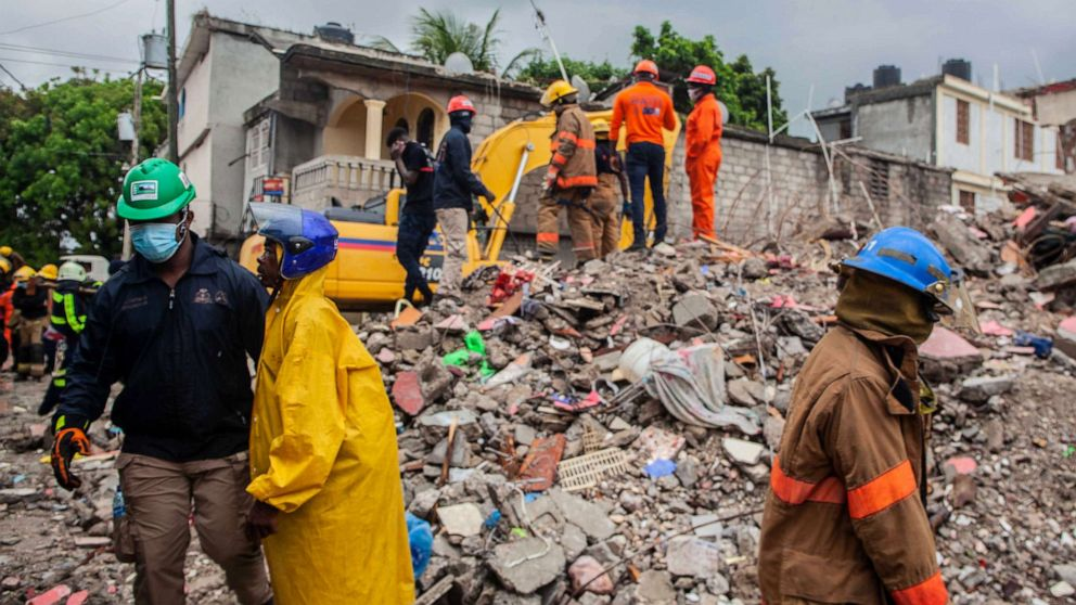Emergency Relief for Haiti